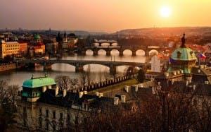Prague Czech Republic City Sunset River Evening Bridge Cityscape Landscape 800x1280 300x187 5 Surprising Stats: Colorado's Marijuana Industry