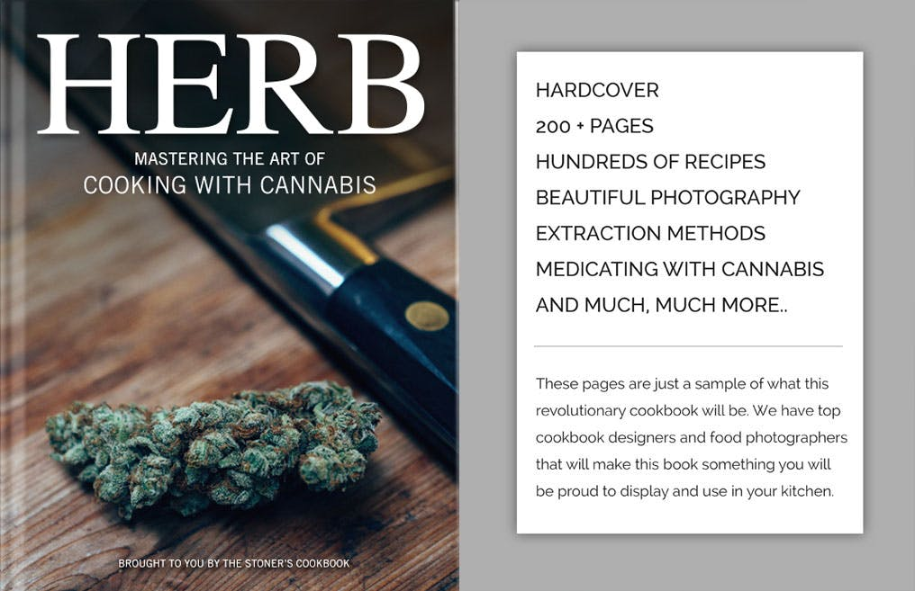 HERB book pg 1 Cannabis Prohibition Is Wasting Lives And Eating Your Tax Dollars