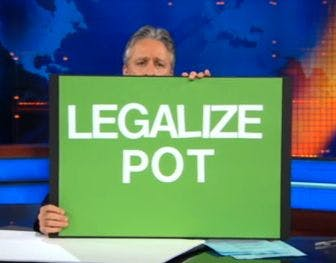 Jon Stewart Cannabis Prohibition Is Wasting Lives And Eating Your Tax Dollars