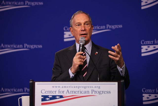 Michael Bloomberg Cannabis Prohibition Is Wasting Lives And Eating Your Tax Dollars