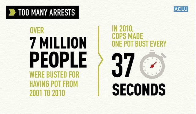 stat2 Cannabis Prohibition is Wasting Lives and Eating Your Tax Dollars