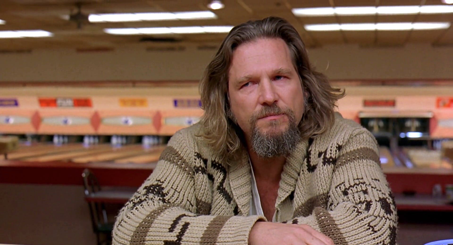 Big Lebowski How do you explain your brain on drugs to someone whos never tried them? Visually of course.