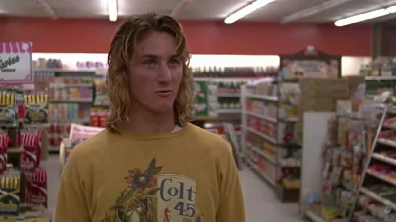 Fast Times at Ridgemont High How do you explain your brain on drugs to someone whos never tried them? Visually of course.