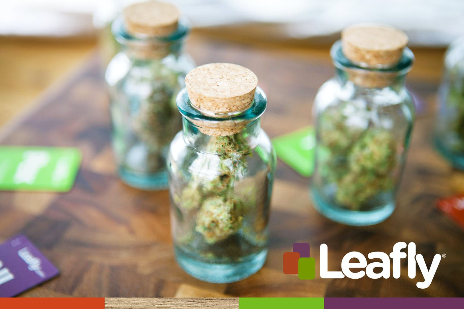 Leafly Buyers Guide Insert Header How do you explain your brain on drugs to someone whos never tried them? Visually of course.