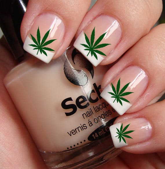 Marijuananailart How do you explain your brain on drugs to someone whos never tried them? Visually of course.