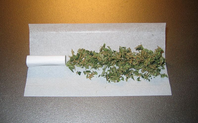 Rolling Joint How do you explain your brain on drugs to someone whos never tried them? Visually of course.