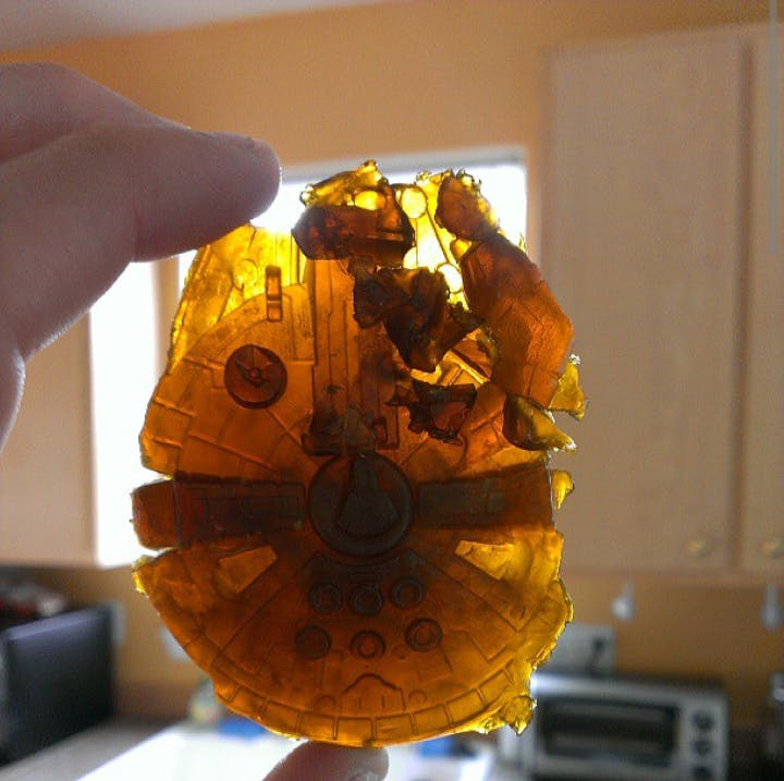 Star Wars How do you explain your brain on drugs to someone whos never tried them? Visually of course.