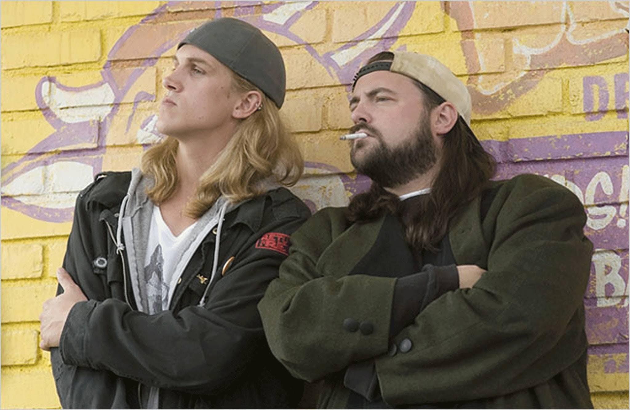 jay silent bob How do you explain your brain on drugs to someone whos never tried them? Visually of course.
