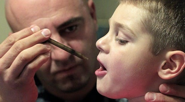 Cannabis oil boy How do you explain your brain on drugs to someone whos never tried them? Visually of course.