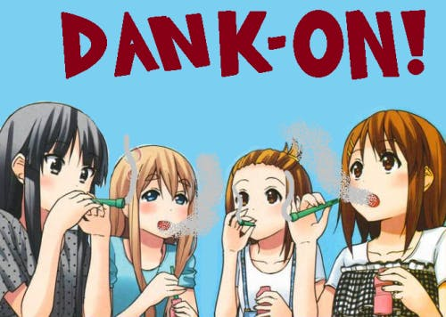 dankon How do you explain your brain on drugs to someone whos never tried them? Visually of course.