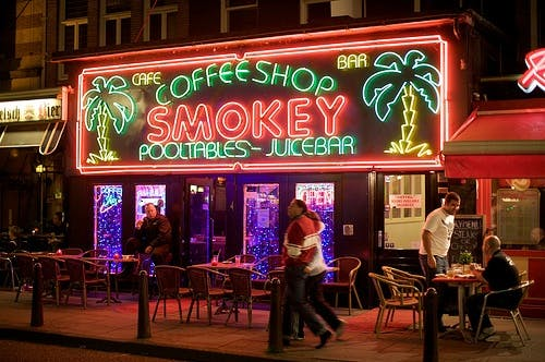 Coffee Shops in Amsterdam Delaware and Marijuana: 6 Key Facts