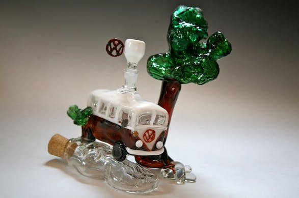 Glass Genius Top Five Most Creative Pipes volkswagen Which Subscription Cannabis Service is Right for You? Potbox vs. Marvina
