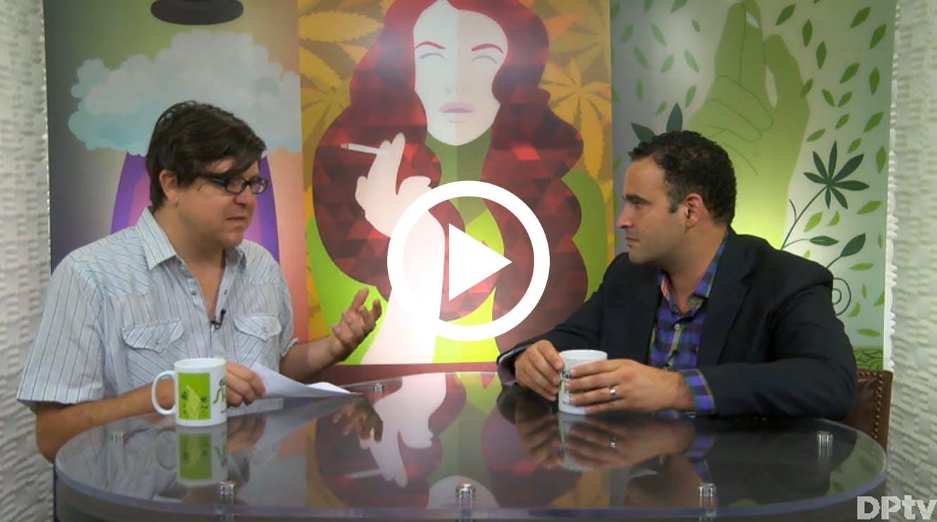 KevinSabetTalk Anti Marijuana Kevin Sabet Talks On Legal Weed Experiment
