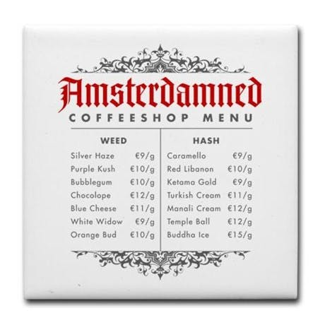 amsterdamned menu tile coaster Which Subscription Cannabis Service is Right for You? Potbox vs. Marvina