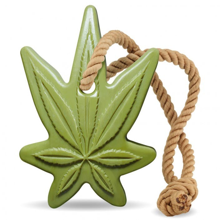 hemp soap on a rope l e1437507112145 Which Subscription Cannabis Service is Right for You? Potbox vs. Marvina