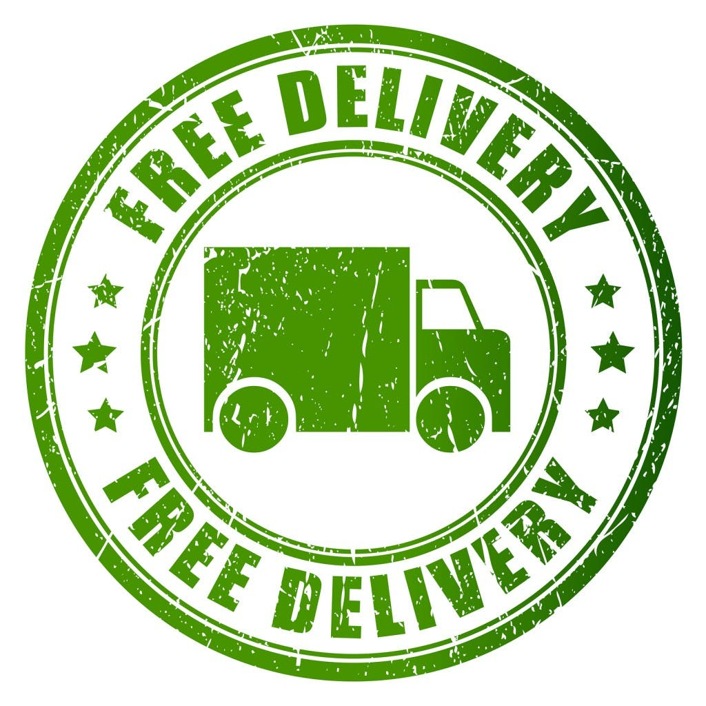 Bigstock 30912412 Free delivery vector stamp1 1024x1024 Which Subscription Cannabis Service is Right for You? Potbox vs. Marvina