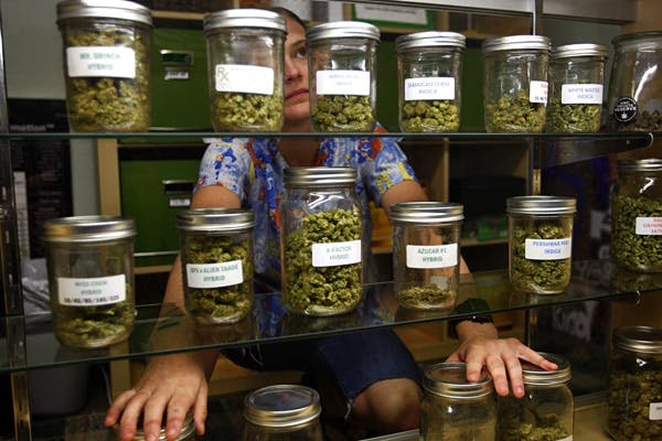 LA Marijuana Green Light District for Weed