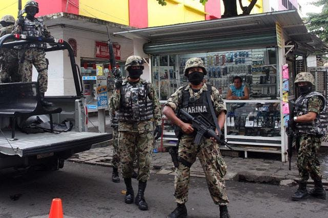Mexican Drug Cartels Gain From The War On Drugs