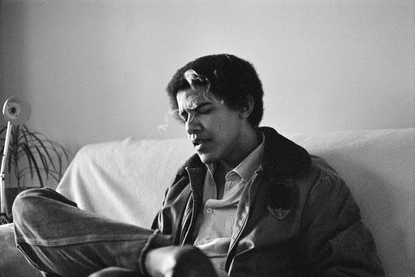 barak obama smoking Key & Peele   Obama Smoking Weed During College