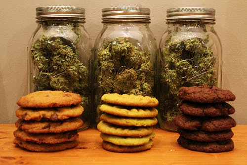 weed edibles Green Light District for Weed