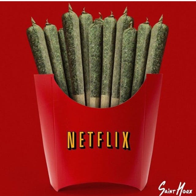 Netflix and Chill Stephen Colbert: Welcome To The First Church of Cannabis