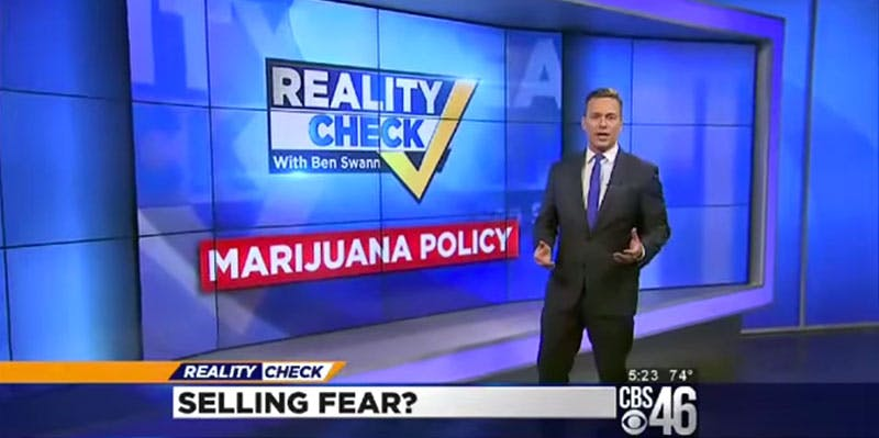 reality check 01 Stephen Colbert: Welcome To The First Church of Cannabis