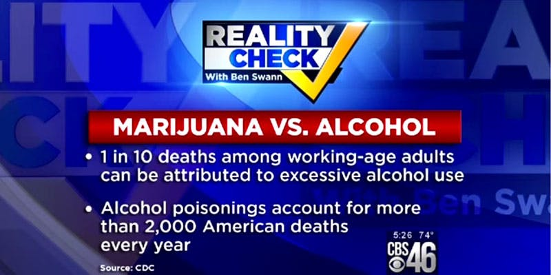 reality check 06 Stephen Colbert: Welcome To The First Church of Cannabis