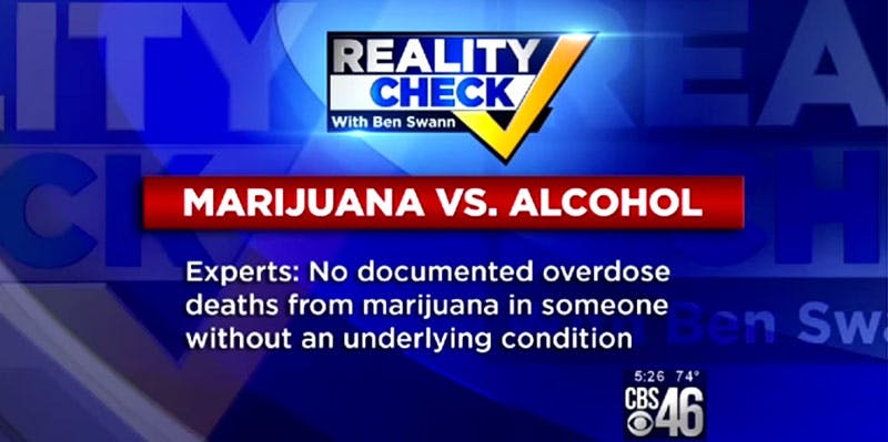 reality check 07 Stephen Colbert: Welcome To The First Church of Cannabis