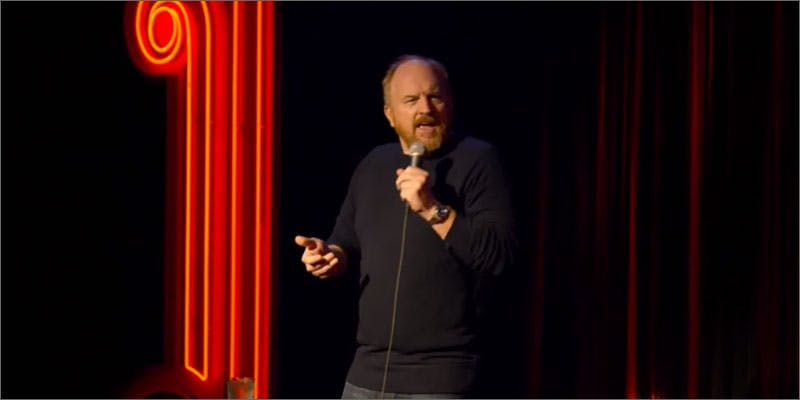 Louis CK - Weed and texting
