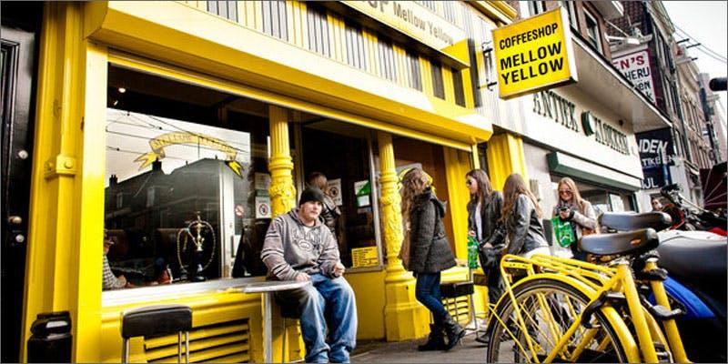 Amsterdam coffee shops