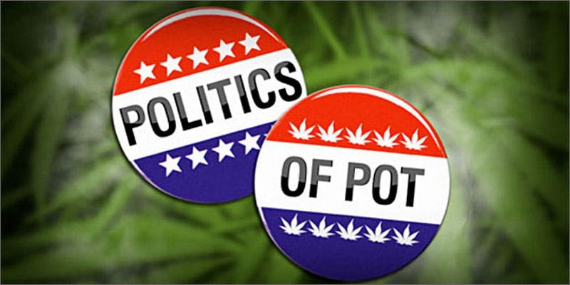 arrests politics Green Light District for Weed
