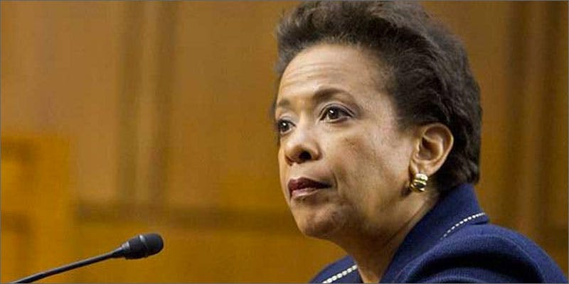 General Attorney Loretta Lynch