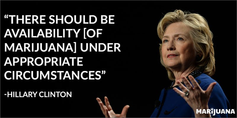 bernie clinton quote Marijuana And Modern Day Religion. Is It A Sin?