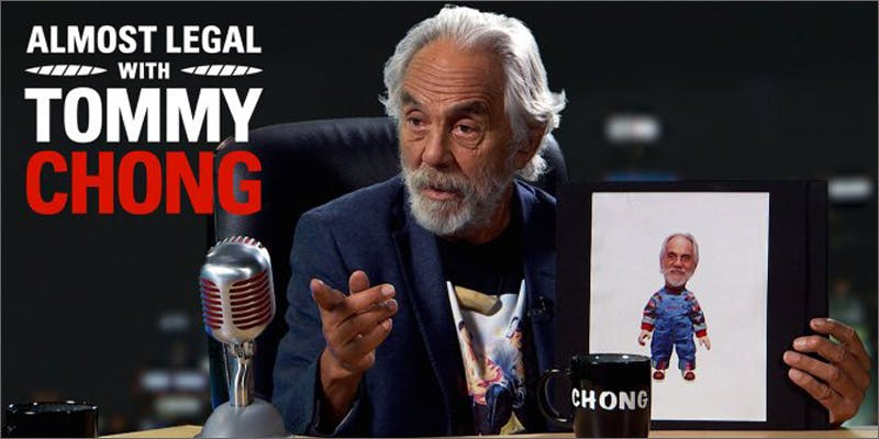 Almost Legal with Tommy Chong