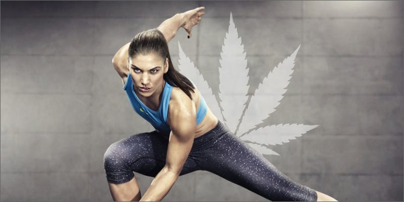 Exercise when high