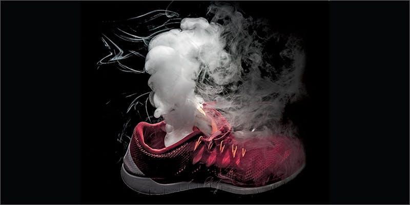 running when high