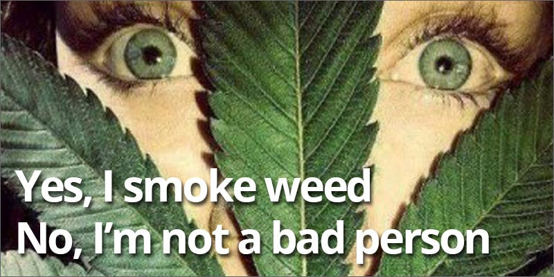 stereotype i smoke Marijuana And Modern Day Religion. Is It A Sin?