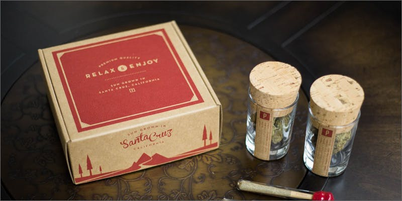 subscription potbox 1 Green Light District for Weed