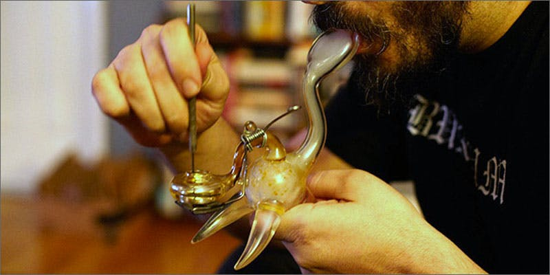 wax smoking 10 Cannabis Drinks You Must Try