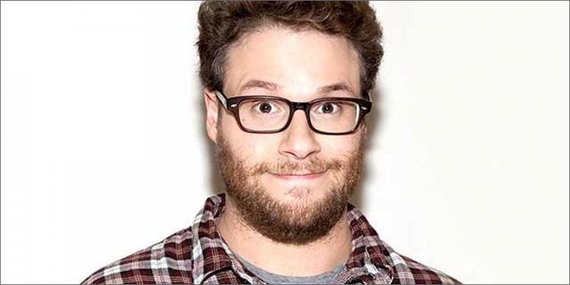 Seth Rogan plays Steve Wozniak high