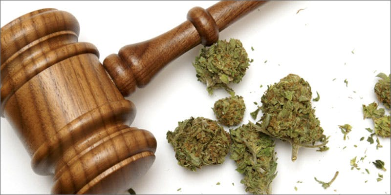 45 seconds gavel Could Weed Be In Liquor Stores Soon?