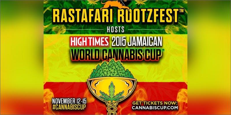 2015 World Cannabis Cup