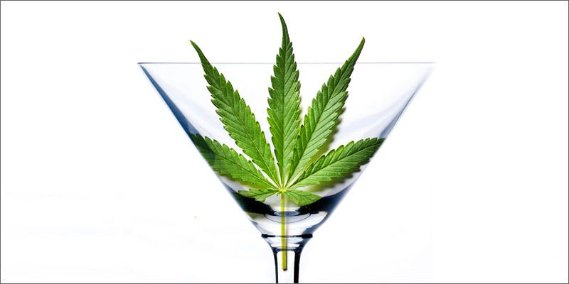 cannabis-infused alcohol