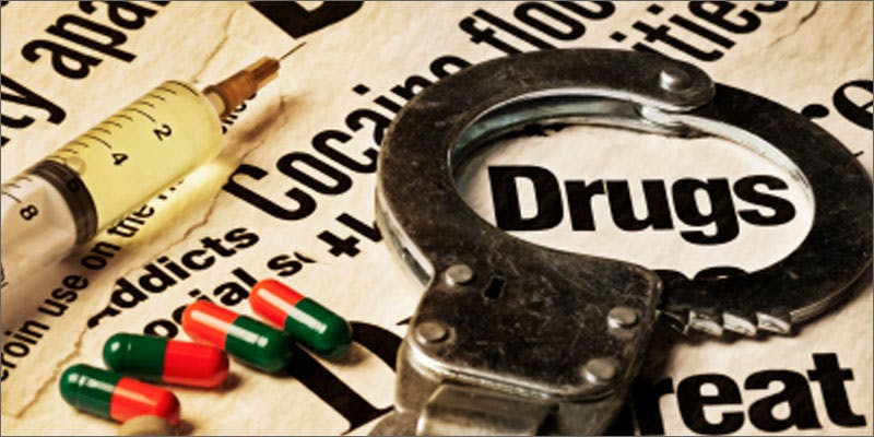 dea handcuffs 10 Cannabis Drinks You Must Try
