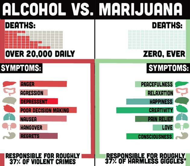 gop a vs m chart 10 Cannabis Drinks You Must Try