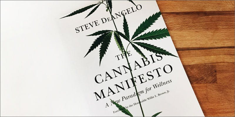 manifesto book Success: Judge Approves Dying Woman Access To Medical Marijuana