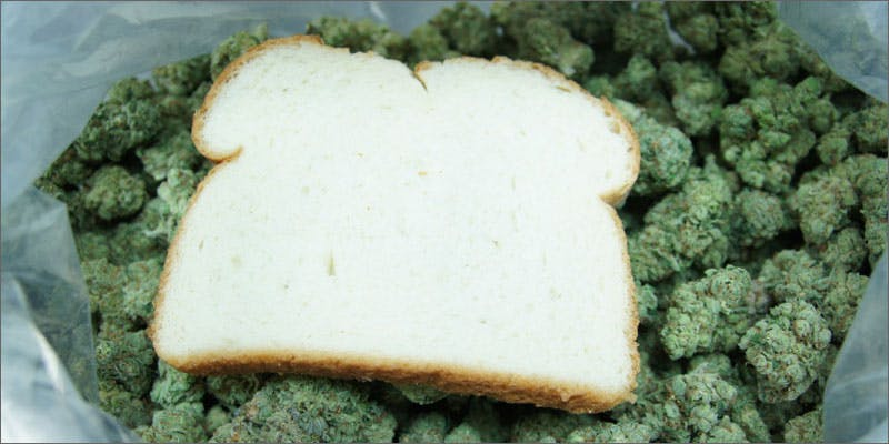 moisture bread Could Weed Be In Liquor Stores Soon?