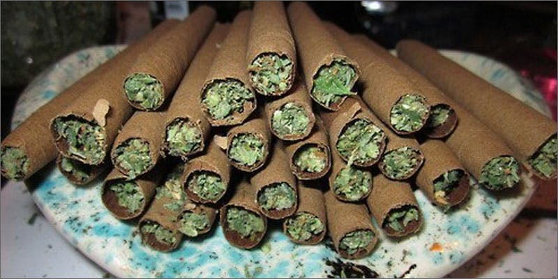 Do blunts get you higher than joints