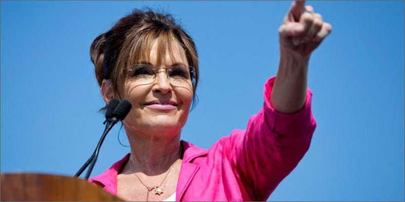 Palin agrees legalization is no big deal