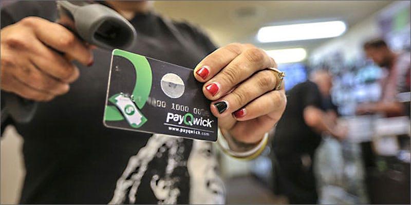Payqwick marijuana card